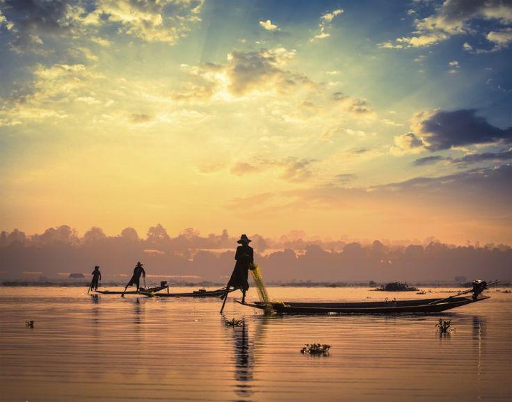 4 Razões para conhecer a incrível Myanmar   Lago Inle  Copastur Prime