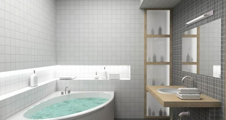 400 best small bathroom images on pinterest tiny for Small bathroom design toronto