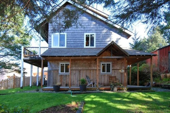 Oregon Beach Home Rentals With Hot Tubs Pet Friendly