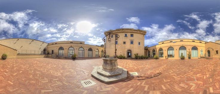 Forte Sangallo, Nettuno, Lazio, Italy