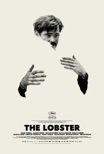The Lobster (2015) Colin Farrell, Rachel Weisz.  In a dystopian near future, single people are obliged to find a matching mate in 45 days or are transformed into animals and released into the woods.