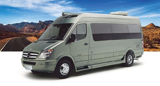 Meet the Roadtrek eTrek, the most eco-friendly RV to date. I wrote about my lust for this earth-conscious motorhome here: http://www.naturalmomsblog.com/3-uses-roadtrek-etrek.html