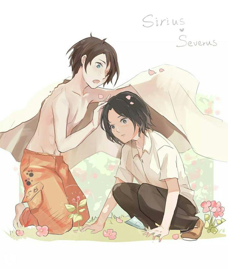 Sirius/Snape