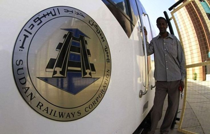 A man stands next to Sudan's new Nile Train. Hussein said every Nile Train service is almost full with an average passenger load of around 284. Sudan bought two of the trains from China at a total cost of around $13 million, which is being paid over about four years, he said.