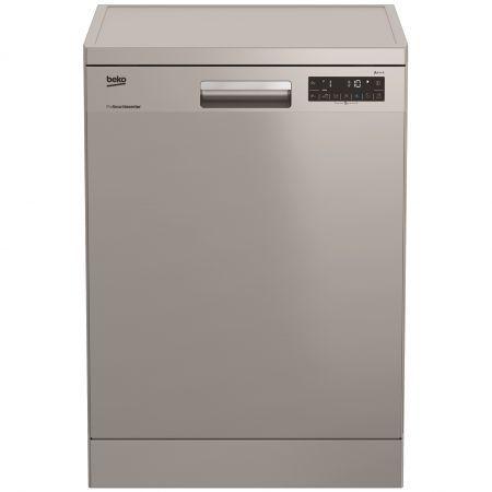 Beko DFN3933OX este una dintre cele mai avantajose maşini de spălat vase de tip standard. Spun asta datorită faptului că reuşeşte să obţină rezultate ireproşabile la spălare, într-un mod pe cât se poate de eficient …
