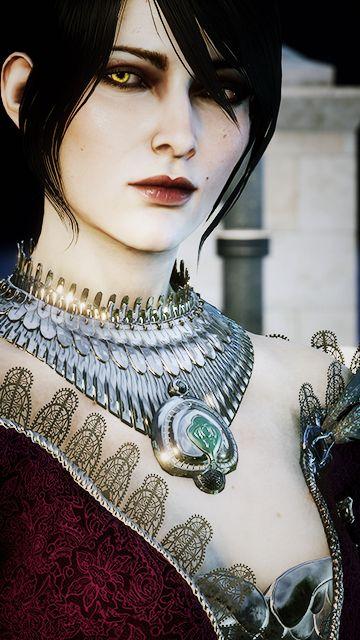 Dragon Age Morrigan Phone Screens                              …