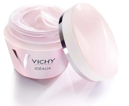 Vichy Idealia - great food for glowy and healthy skin