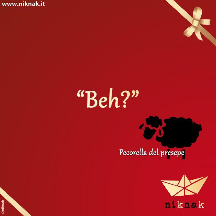 Citazioni di Natale: pecorella del presepe | Christmas quotes | Christmas graphic | Sheep