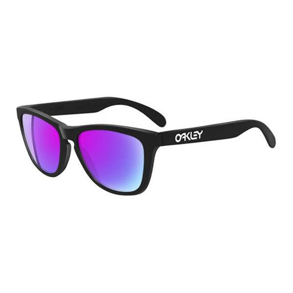 OAKLEY Frogskins Sunglasses ($100) ❤ liked on Polyvore