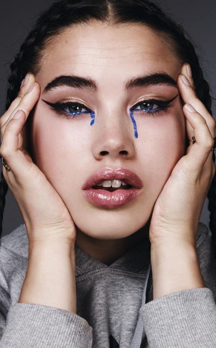 Isamaya Ffrench's avant garde-beauty looks