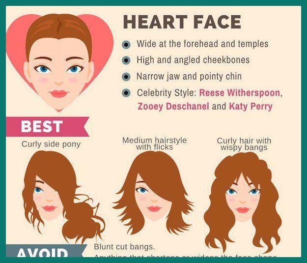 Pin By Erica Martin Hair On Heart Shape Face Haircuts Heart Shaped Face Hairstyles Heart Face Shape Heart Shaped Face Haircuts