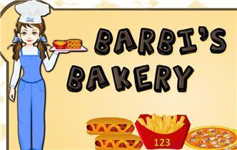 Barbie kendi fırınında yemek yapıyor sizde yardımcı olun  http://www.pikoyun.com/barbie-oyunlari/firinci-barbie.html