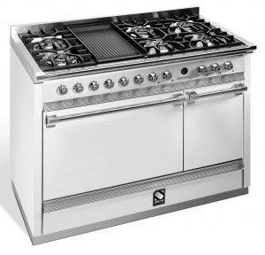 Kuchnie Steel - Ascot 120 A12SF-D-6T