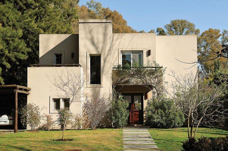 Marcela Parrado Arquitectura - Casa estilo actual / Arquitectos - PortaldeArquitectos.com