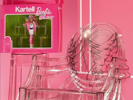 kartell and barbie goes design - Google-søgning