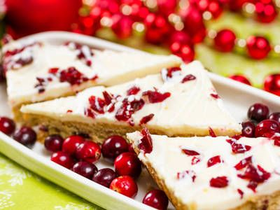 Starbucks Cranberry Bliss Bars Copycat