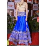 banarasi-silk-machine-work-blue-semi-stitched-bollywood-designer-lehenga