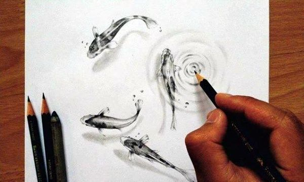 40 Mind Blowing Pencil 3d Drawings That Will Confuse Your Brain Art 3d Drawings Art Tutorials