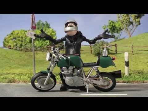 Motomania - Megaeisen / Motorrad Film