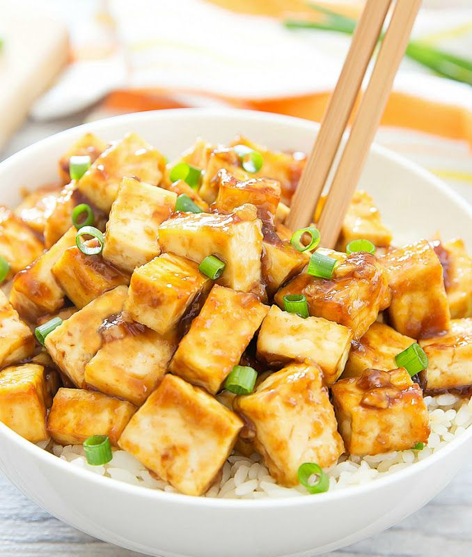 Tofu is baked until crispy and then tossed in a thick, Chinese-style stir fry garlic sauce. I'm pretty excited about the extra hour of daylight now that we're on daylight saving time again. Though it actually feels much longer than one hour. It suddenly feels like I have so much more time. Instead of just …