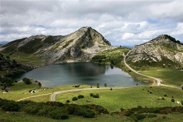 Lagos de Covadonga, Asturias (Spain)