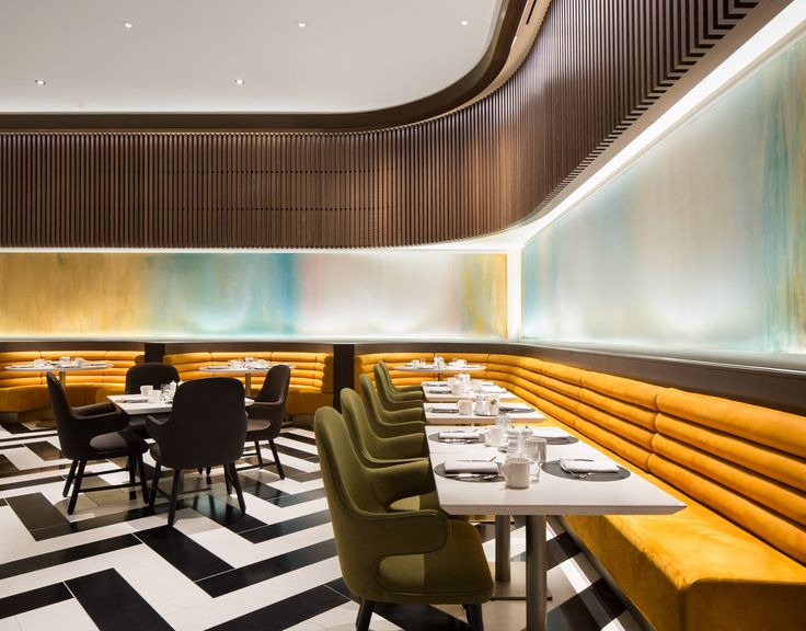233 best restaurant images on pinterest restaurant design bar fairmont the queen elizabeth hotel by sid lee architecture malvernweather Gallery