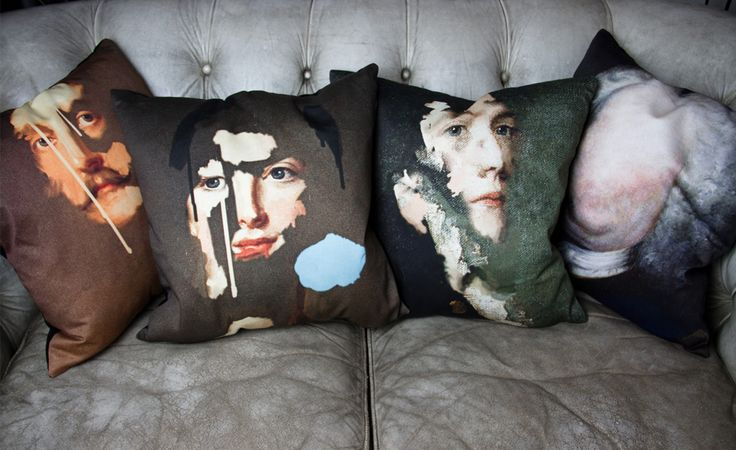cushions for artist and philosophers