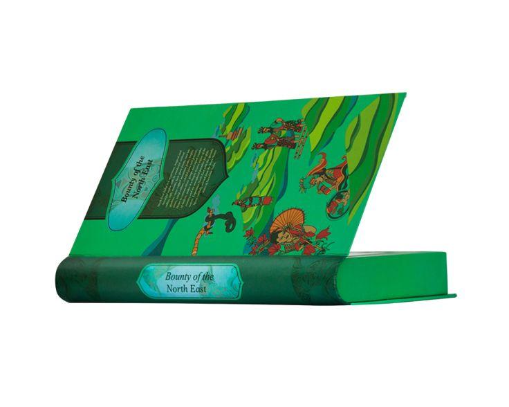 Regional box North East  $14.00