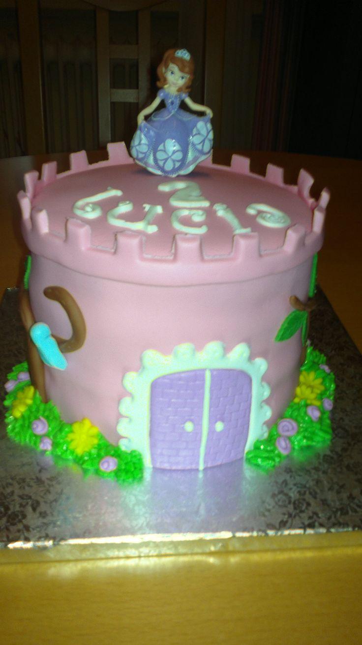 Un castillo para la princesa Lucía