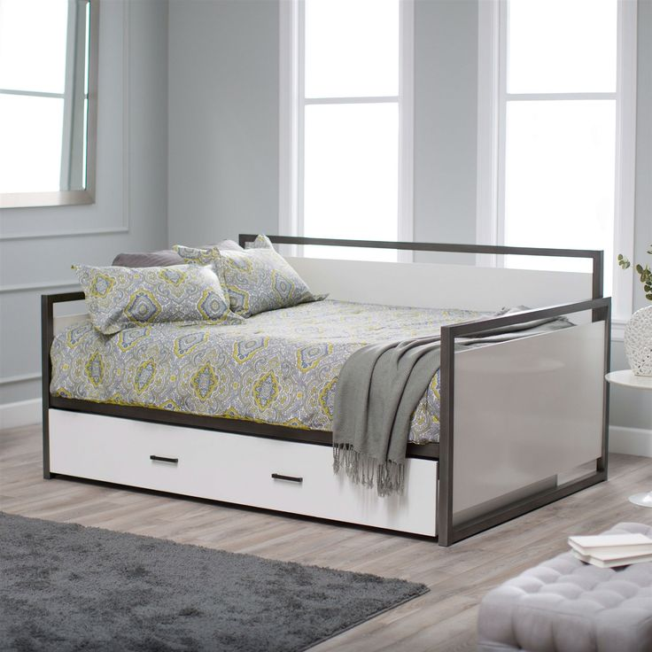 1000 Ideas About Bedroom Frames On Pinterest: 1000+ Ideas About Trundle Bed Frame On Pinterest