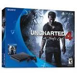 [$239.99 save 21%] Sony PlayStation 4 Slim Uncharted 4 500GB Bundle #LavaHot http://www.lavahotdeals.com/us/cheap/sony-playstation-4-slim-uncharted-4-500gb-bundle/156375?utm_source=pinterest&utm_medium=rss&utm_campaign=at_lavahotdealsus