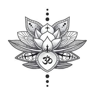Mandala Style Tattoo Designs