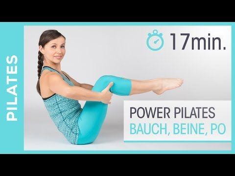 Pilates Bauch Beine Po – Power Bodyshape für die Mittelstufe – Fit mit Anna – H…