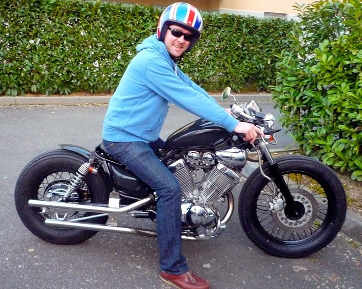 11 best custom yamaha xv virago 535 images on pinterest custom bikes custom motorcycles and. Black Bedroom Furniture Sets. Home Design Ideas