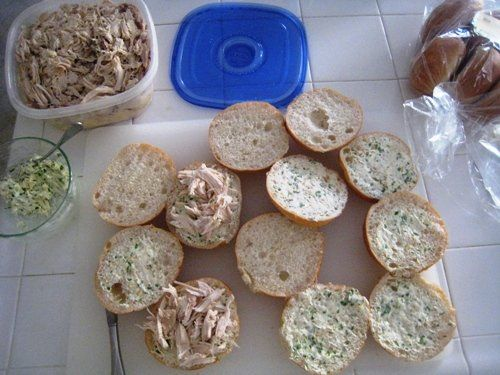 Pack individually-sized freezer meals for easy lunches to take to work.