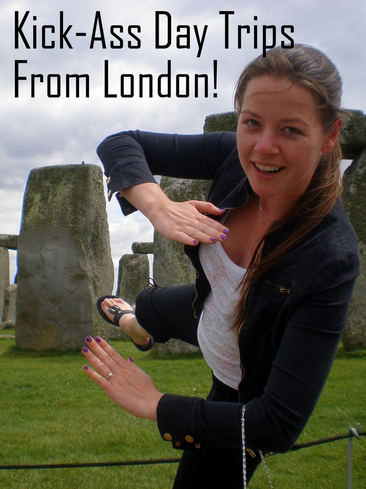Kick ass day trips from London! Read about them here ----> http://www.mappingmegan.com/day-trips-from-london/