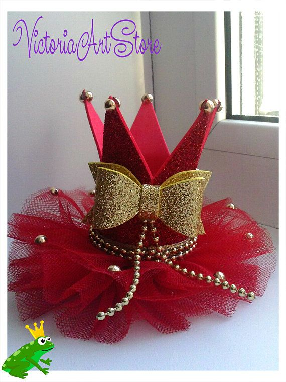"CHRISTMAS Girls Handmade red 4/"" glitter bow alice hair band"
