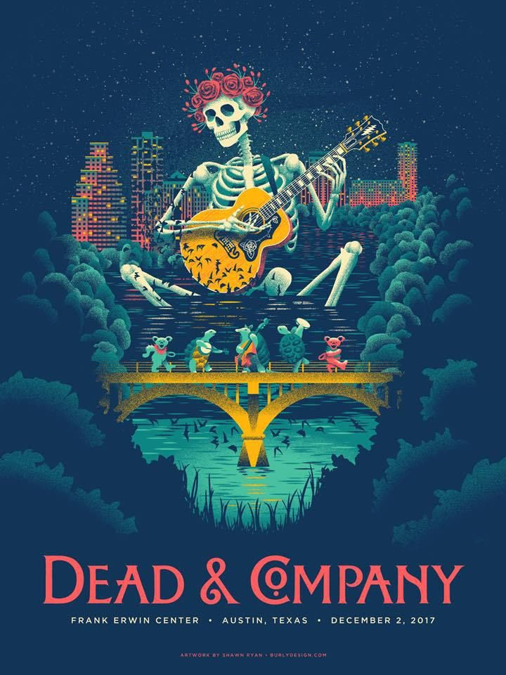 Dead and Company Setlist, Saturday December 2, 2017 | Frank