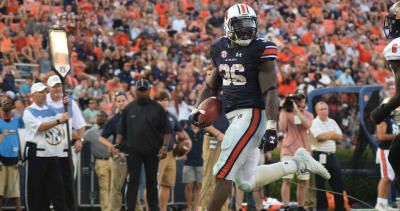 Auburn football expects RB Kamryn Pettway to play vs. Mississippi State