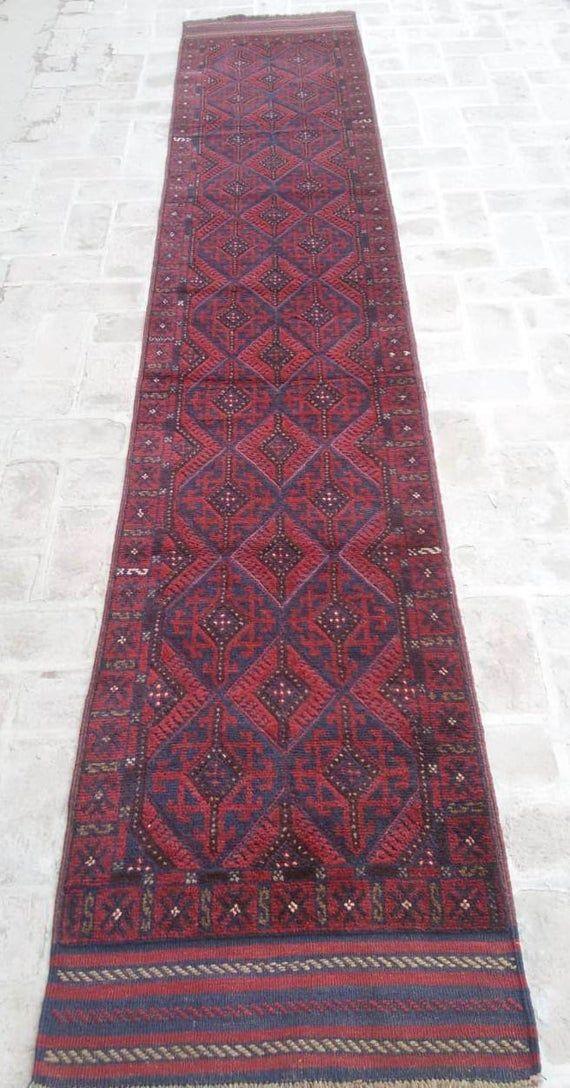 Afghan Tribal Wool Mushvani