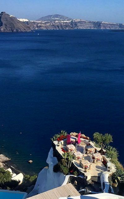 Oia, Santorini Island (Cyclades), Greece | by Olivia Mair (whereswiwi)