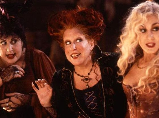 Bette Midler Loves Hocus Pocus, Gushes About Halloween Movie 20 Years After Its Release?Watch Now! | E! Online Mobile