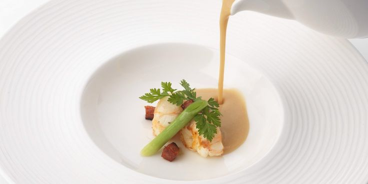 This langoustine recipe from Phil Carnegie brings out the best in langoustine as this dish includes chorizo, haricot beans and white wine
