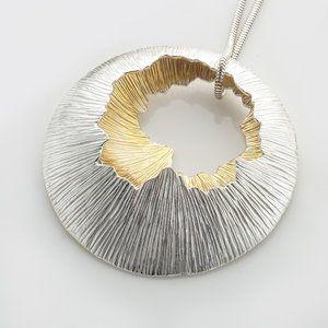 Martina Hamilton. Bespoke Irish Jewellery, Irish Jewellery, Jewellery Designers Ireland, Silver Pendant, Fashion jewellery, statement jewellery, unique jewelery