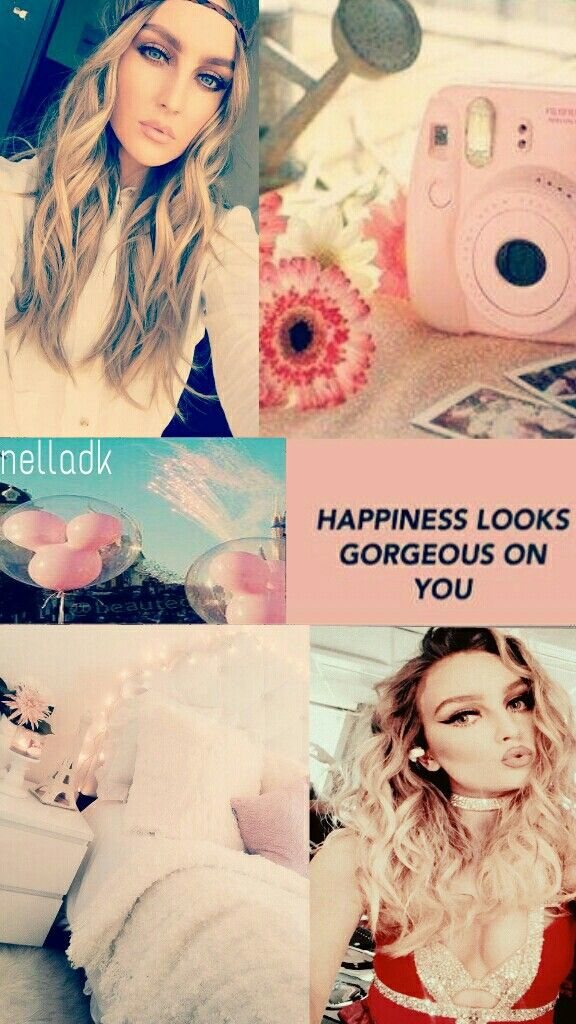 ¤Happiness looks good on you¤  Perrie Edwards❤