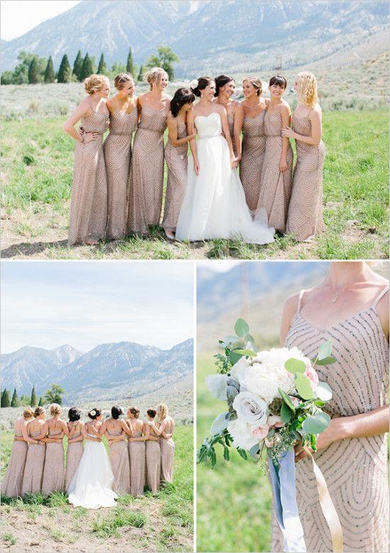 Best 25 Taupe Bridesmaid Ideas On Pinterest Ivory