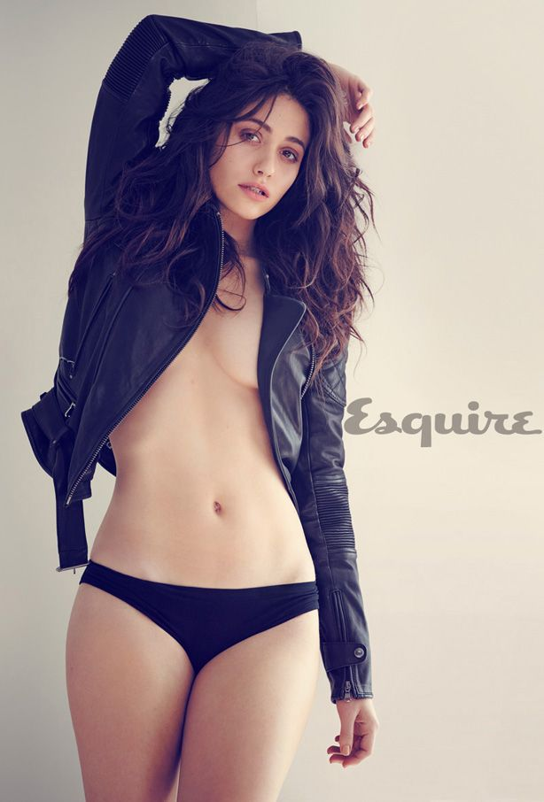 Emmy Rossum Is a Woman We Love