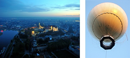 HiFlyer Polska - Platformy Widokowe Unoszone Balonem
