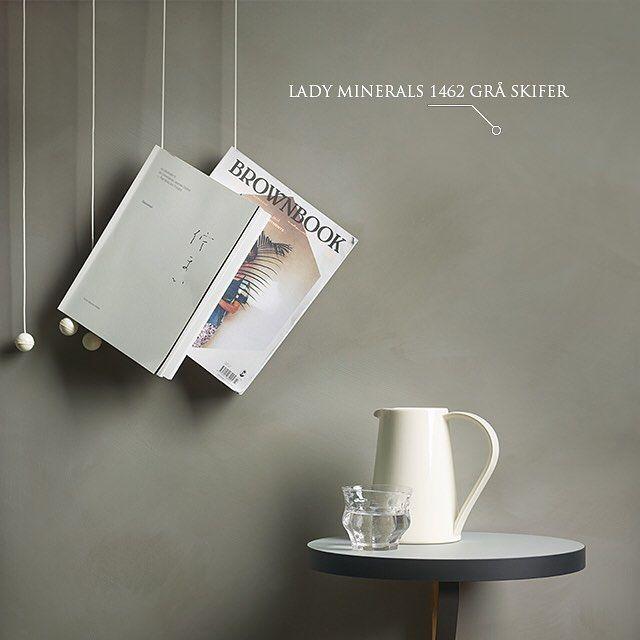 LADY Grå Skifer er en av de fineste og mest anvendelig fargene som finnes - og…
