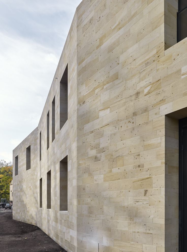 Gallery of Hambach Castle Entrance Building / Max Dudler - 4